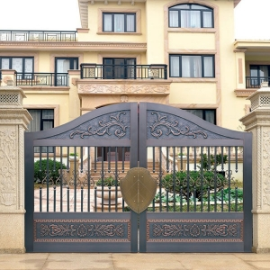 别墅户型院门