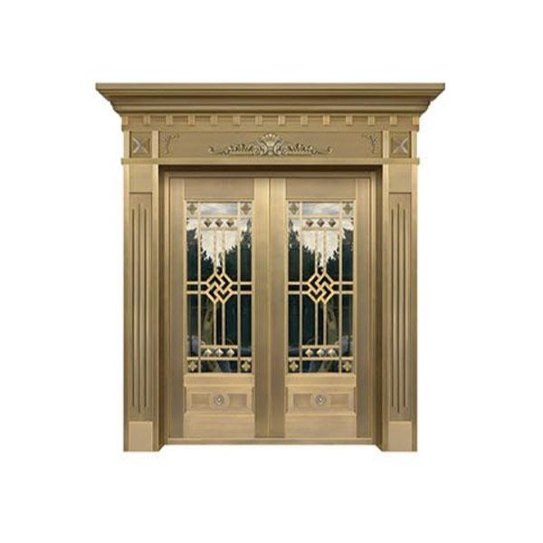 玻璃铜门制造商