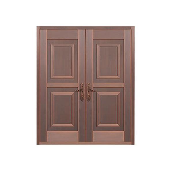 双开铜门的尺寸