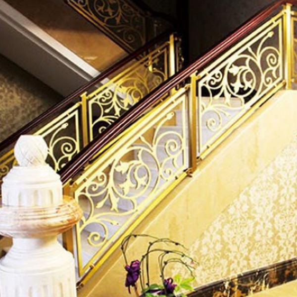 楼梯铜扶手厂家