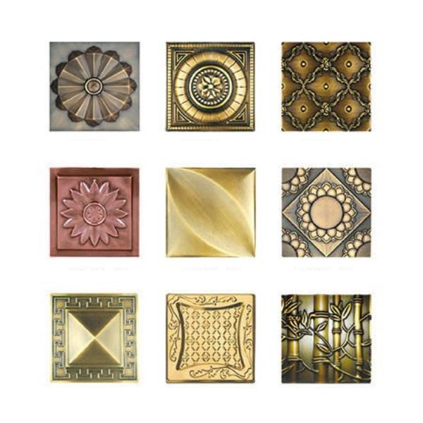 铜门装饰品款式
