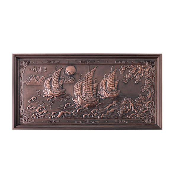 专业铜门装饰品