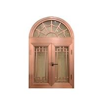 中式别墅铜窗