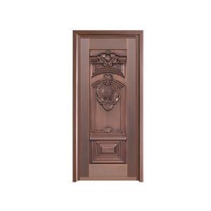 单铜门多少钱一平