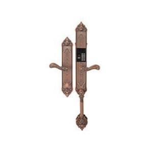 铜铝门门锁