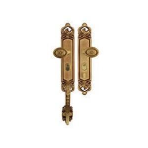庭院铜门锁