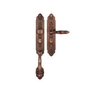 铜门锁价格