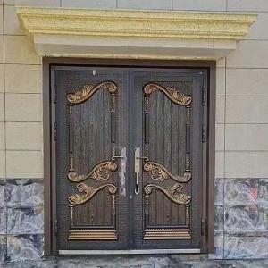 赣州铸铝门